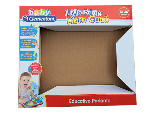 Children's products packaging printing